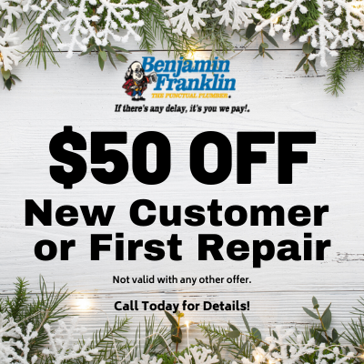 $50 Off New Customer or First Repair