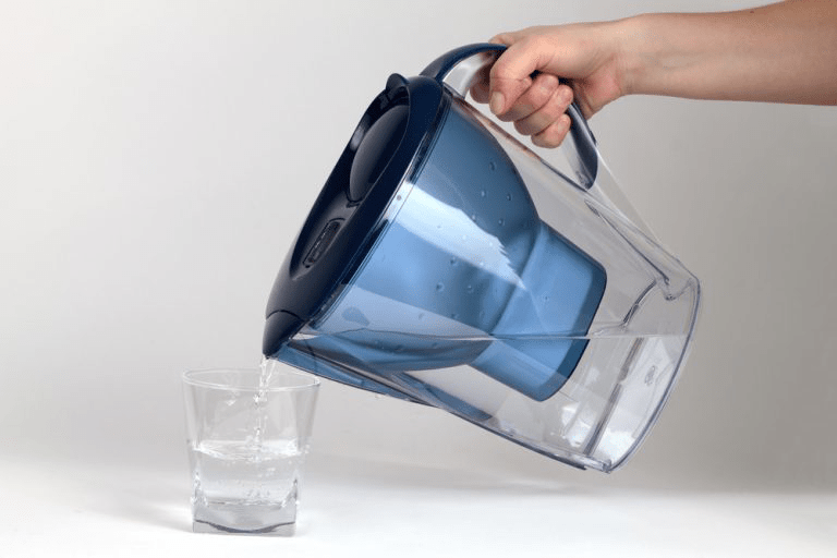 an image of a water filter pitcher