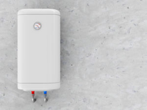 An image of a tankless water heater