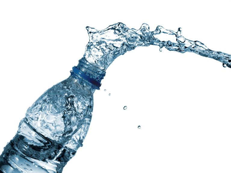 an image of a bottle of water