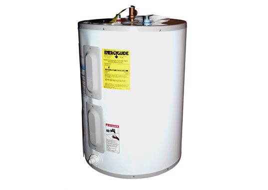 An image of a water heater